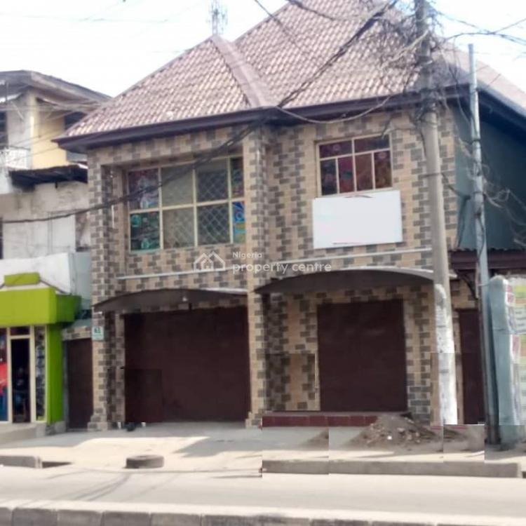 a Storey Building, Ojuelegba, Surulere, Lagos, House for Sale