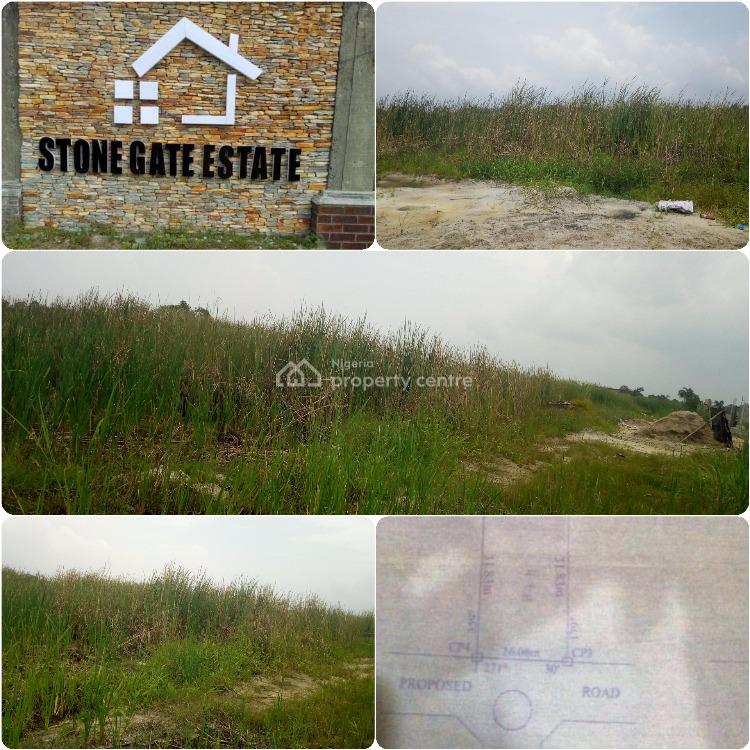 Survey, Stone Gate Estate, Lekki, Lagos, Residential Land for Sale