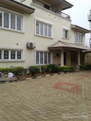 Picture of abacha house