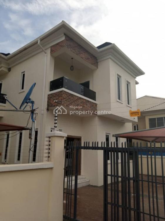 5 Bedroom Fully Detached Duplex + Bq, Near Tmt Court, Close to 2nd Toll Gate Chevron, Ikota, Lekki, Lagos, Detached Duplex for Sale