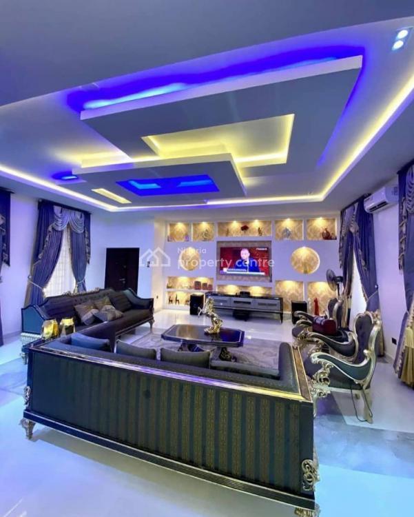 Luxurious 5 Bedroom Fully Detached Duplex with Bq, Chevron, Lekki Phase 2, Lekki, Lagos, Detached Duplex for Sale