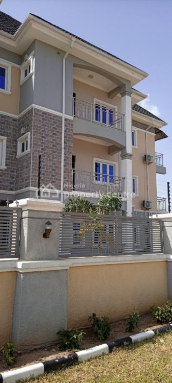 a Brand New 2 Bedrooms Serviced Apartment, Jahi, Abuja, Flat for Rent
