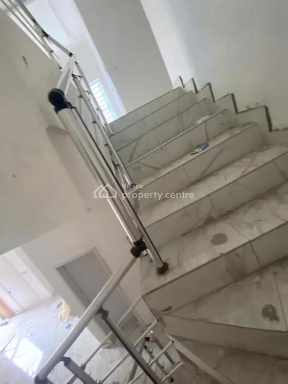Almost Finished 4 Bedroom Semi Detached Duplex, Osapa London, Osapa, Lekki, Lagos, Semi-detached Duplex for Sale