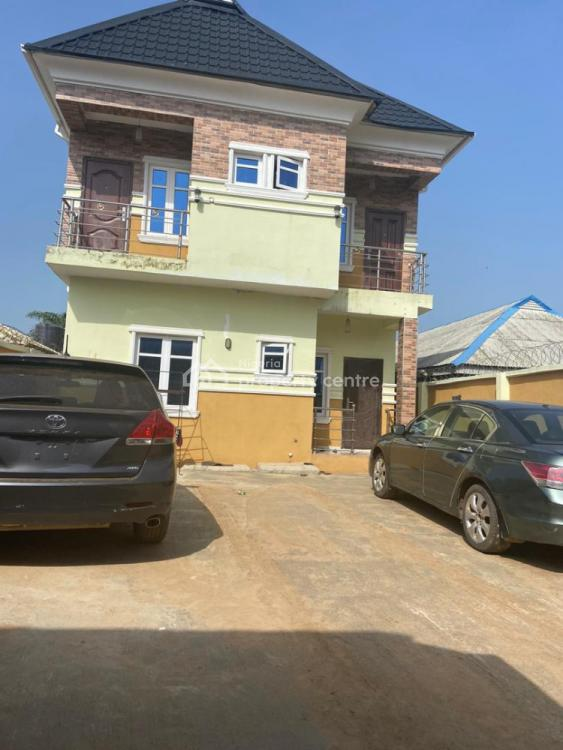 Newly Built Room and Parlour Self with Prepaid Meter, Awobo Estate, Igbogbo, Ikorodu, Lagos, Mini Flat for Rent