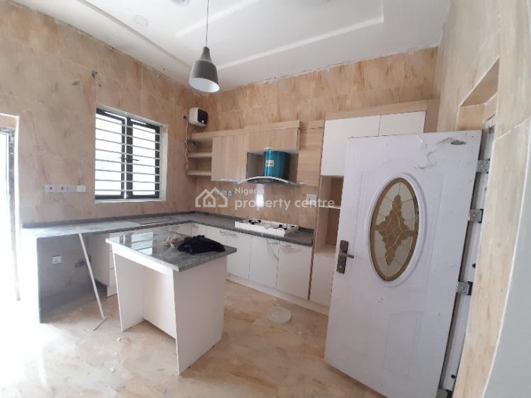 Luxury 4 Bedroom Semi Detached Duplex with Excellent Facilities, Chevron, Lekki, Lagos, Semi-detached Duplex for Sale