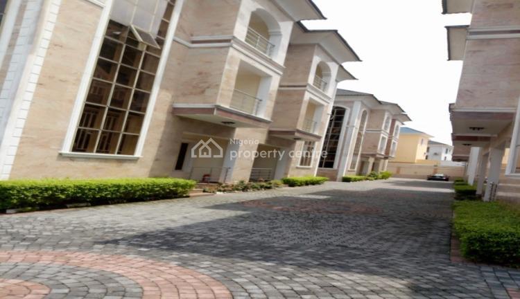 4 Bedroom Terrace Duplex with  Bq, Parkview Estate, Ikoyi, Lagos, Detached Duplex for Sale