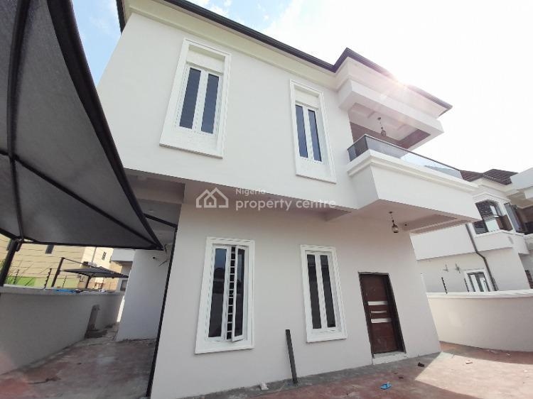 Luxury 4 Bedroom Fully Detached Duplex with Excellent Facilities, Chevron, Lekki, Lagos, Detached Duplex for Sale