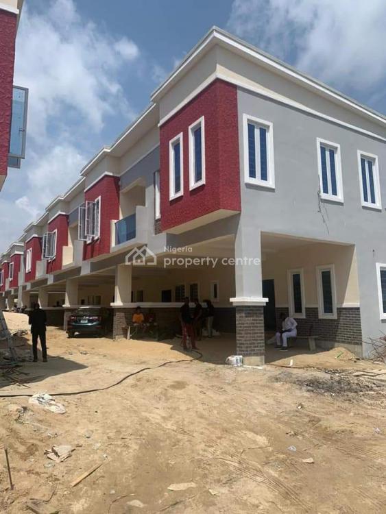 4 Bedroom Terrace Duplexes, Ikota, Lekki Phase 2, Lekki, Lagos, Terraced Duplex for Sale