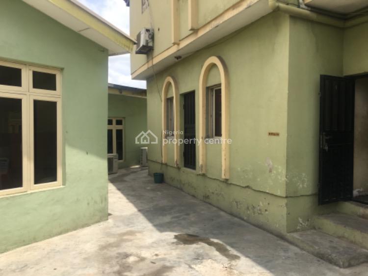 Detached Property with Spacious Compound, Ikeja, Lagos, Detached Duplex for Sale