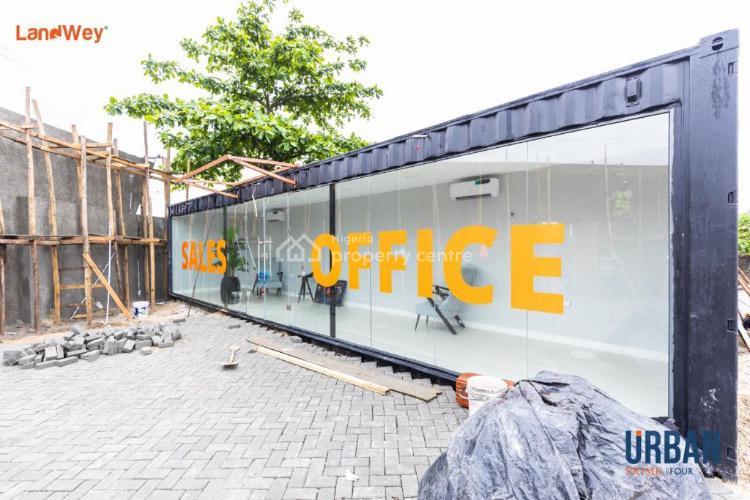 Exotic 2 Bedroom Apartment (c of O), Abraham Adesanya, Ogombo, Ajah, Lagos, Block of Flats for Sale