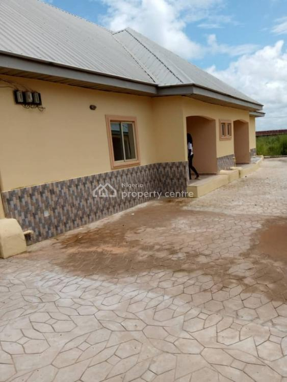 Brand New 3 Bedrooms Semi Detached Bungalow, New Haven Extension, Enugu, Enugu, Semi-detached Bungalow for Rent
