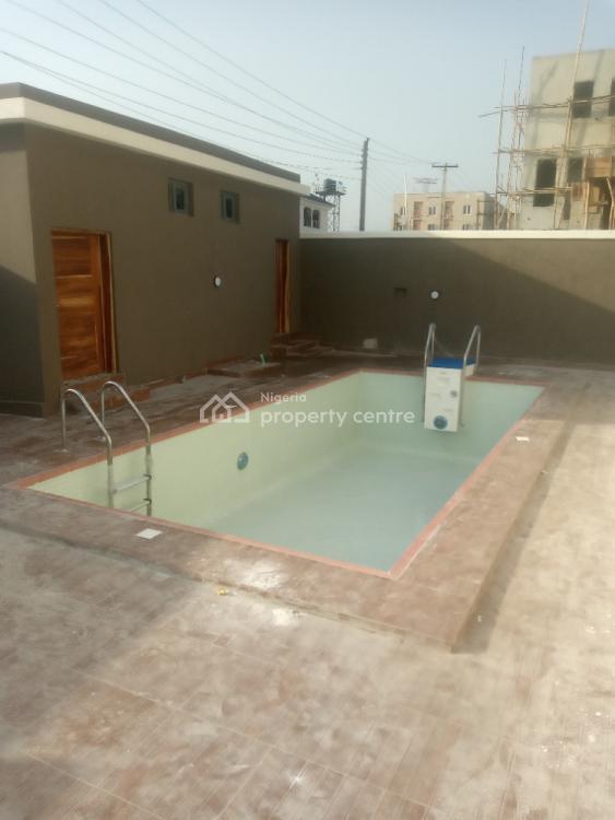 Lovely 4 Bedroom Terrace Duplex with 1 Bq, Lekki Right, Lekki, Lagos, Terraced Duplex for Sale