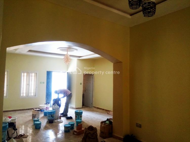Tastefully Finished Three Bedrooms with a One Bedroom Boys Quarter, Efab Queens Estate, Karsana, Gwarinpa, Abuja, Detached Bungalow for Rent