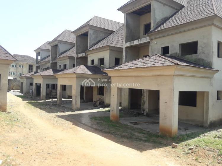 Luxury 5 Bedrooms Duplex, Katampe Extension, Katampe, Abuja, Semi-detached Duplex for Sale