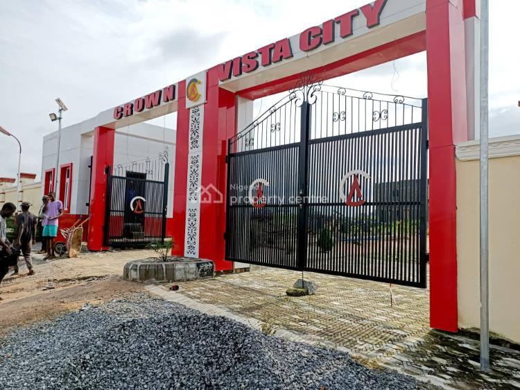Beautifully Designed 4 Bedroom Semi Detached Duplex, Crown Vista City, Behind Trademore Estate, Karmo, Abuja, Semi-detached Duplex for Sale
