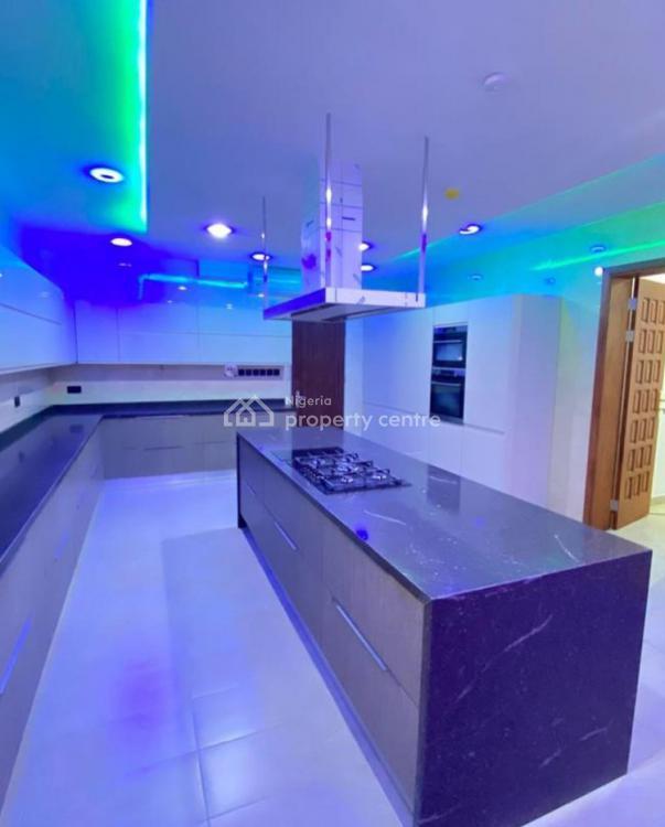 Deluxe 7 Bedroom Fully Detached Duplex with Bq, Banana Island, Ikoyi, Lagos, Detached Duplex for Sale