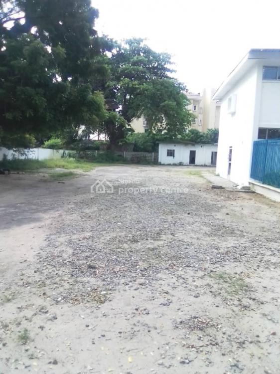 480sqms of Bare Land, Olawale Daudu Off Kingsway Road, Old Ikoyi, Ikoyi, Lagos, Mixed-use Land for Sale