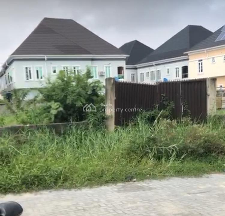 1,375 Square Meters Land, Lekki County Homes, Ikota, Lekki, Lagos, Residential Land for Sale