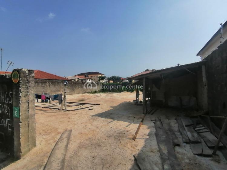 a Plot of Land, Olive Park Estate, Sangotedo, Ajah, Lagos, Residential Land for Sale