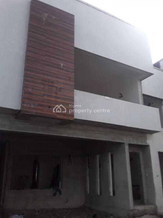 a Luxury Semi Detached Duplex  in a Secured Eniveroment, Osapa London, Osapa, Lekki, Lagos, Terraced Duplex for Sale