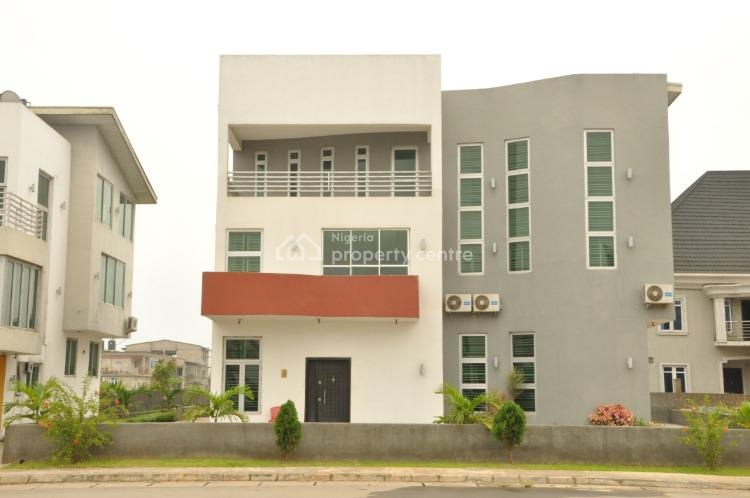 4 Bedroom Mansion with Maids Room, Citiview Estate, Berger, Arepo, Ogun, Block of Flats for Sale