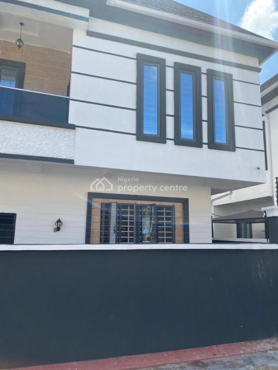 4 Bedroom Semi Detached Duplex with Bq, Ikota Villa Estate, Ikota, Lekki, Lagos, Semi-detached Duplex for Sale
