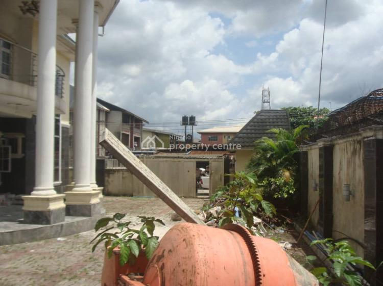 5 Bedroom Duplex All Ensuite with Swimming Pool, Security House & Shop, Owerri, Imo, Detached Duplex for Sale