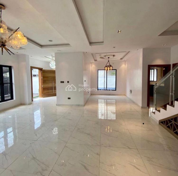 5 Bedroom Detached Duplex, Idado, Lekki, Lagos, Detached Duplex for Sale