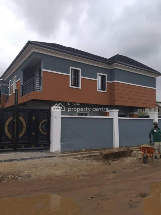 5 Bedrooms Detached Duplex with Bq. All Rooms Ensuite with Guest Toilet, Mende, Maryland, Lagos, Detached Duplex for Sale