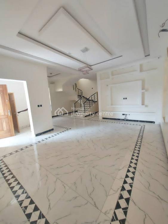 4 Bedroom Semi Detached Duplex with Bq, 2nd Toll Gate, Lekki Expressway, Lekki, Lagos, Semi-detached Duplex for Sale