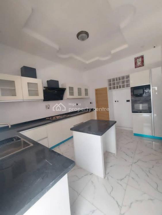 5 Bedroom Fully Detached Duplex with a Room Bq, Chevron Lekki, Lekki Expressway, Lekki, Lagos, Detached Duplex for Sale