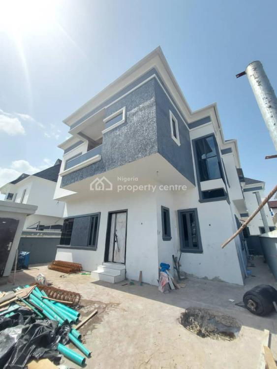 Beautifullly Finished 4 Bedroom Fully Detached Duplex with Bq, 2nd Toll Gate, Lekki Phase 1, Lekki, Lagos, Detached Duplex for Sale