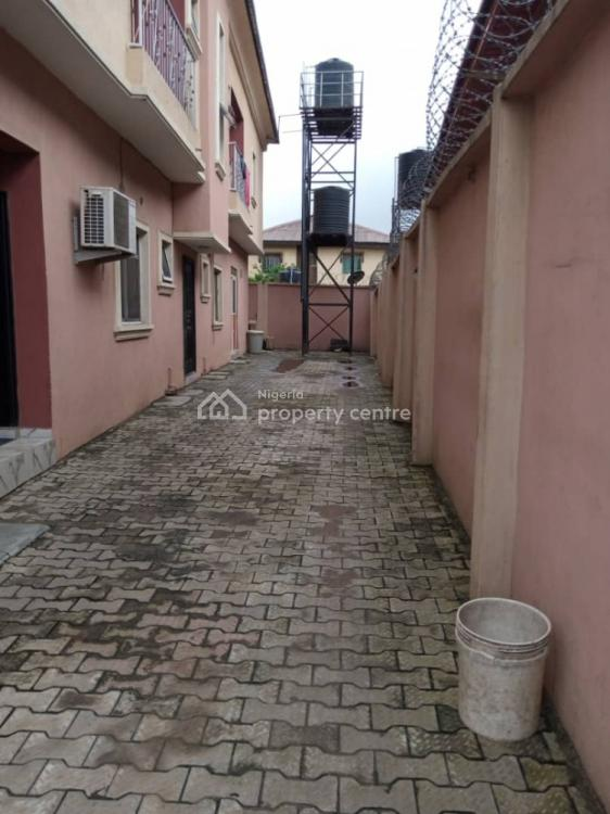 Decent Mini Flat with Marvelous Features, Off College Road, Ogba, Ikeja, Lagos, Flat for Rent