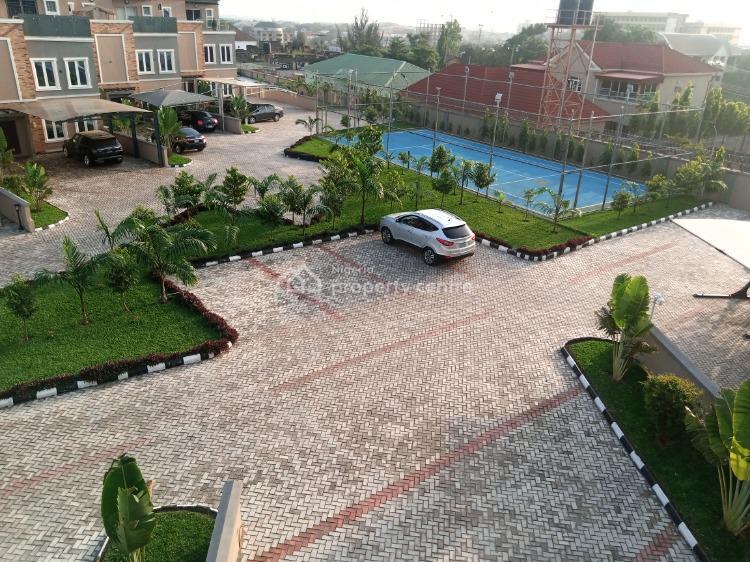 Brand New Luxury 5 Bedrooms Terraced Duplex, Mabushi, Abuja, Terraced Duplex for Rent