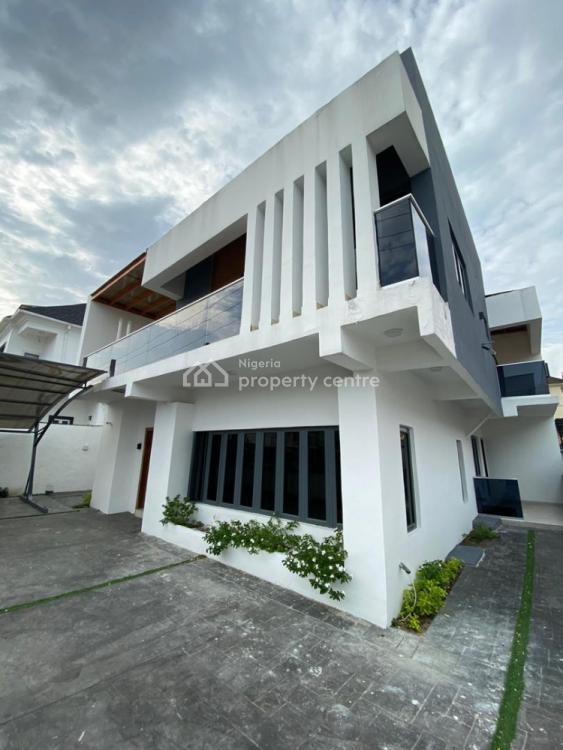 Luxury Finished 4 Bedroom Detached Duplex, Chevron By 2nd Toll Gate, Ikota, Lekki, Lagos, Detached Duplex for Sale