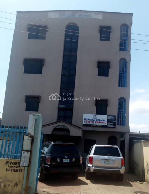 Luxury Functional Hospital, Excellent Location, Egbeda, Alimosho, Lagos, Factory for Sale