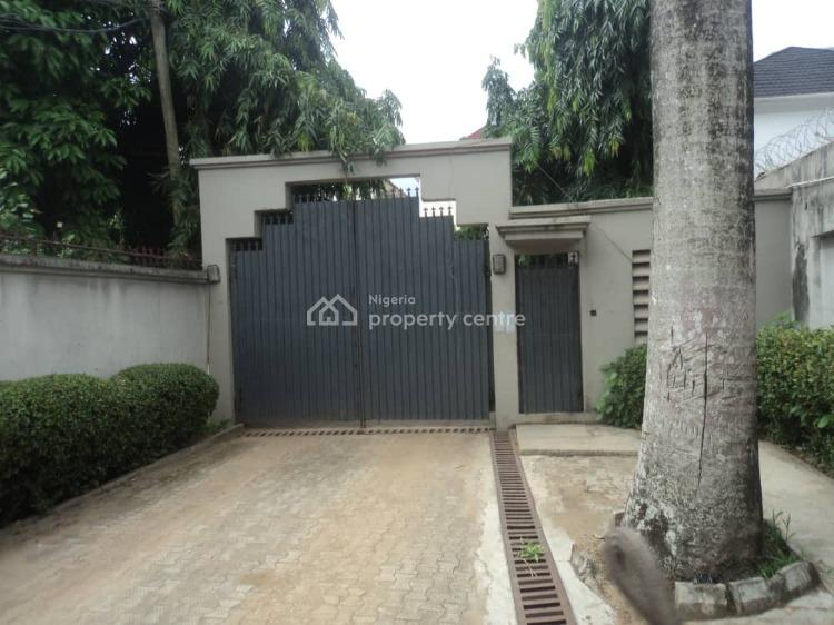 2 Wing of 7 Bedroom Detached Houses, Oduduwa Crescent, Ikeja Gra, Ikeja, Lagos, Detached Duplex for Sale