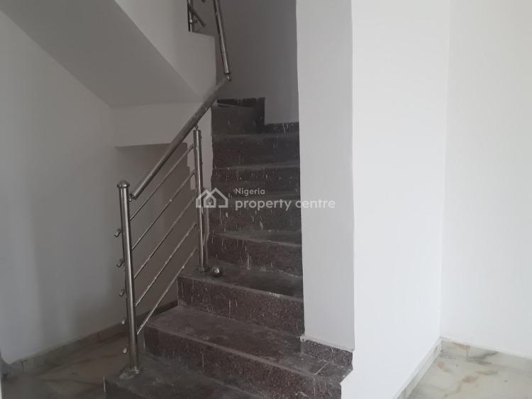 Spacious 4 Bedroom Semi Detached Duplex with Bq, Vgc, Lekki, Lagos, Semi-detached Duplex for Sale
