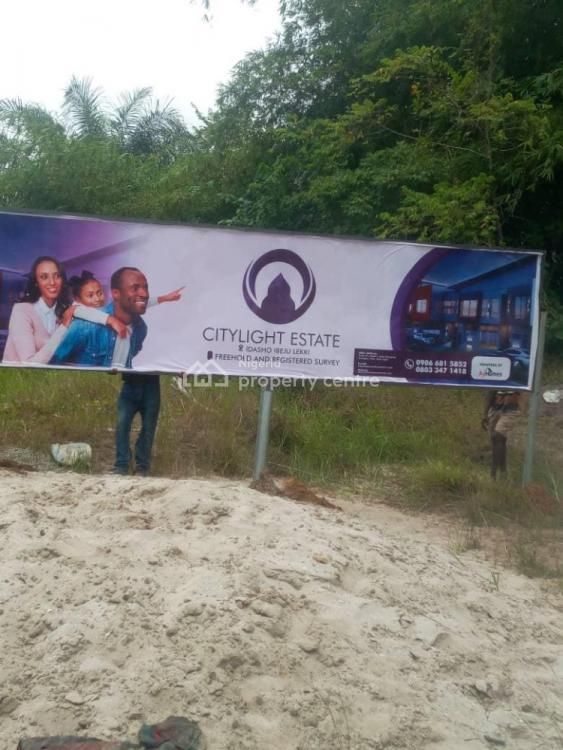 Invest & Get 20% Profit & Investment After 180 Days, Less Than 5mins After Lacapange Tropicana Resort, Owode Ise, Ibeju Lekki, Lagos, Residential Land for Sale