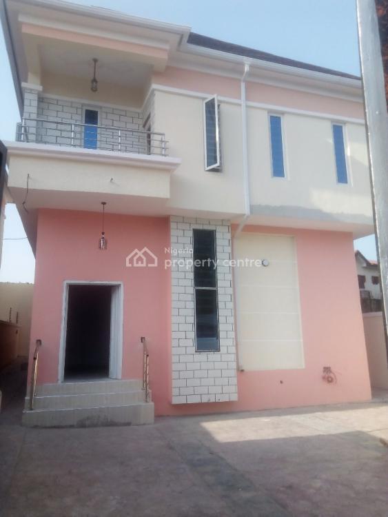 5 Bedroom Detached Duplex Plus Bq, Thomas Estate, Ajah, Lagos, Detached Duplex for Sale