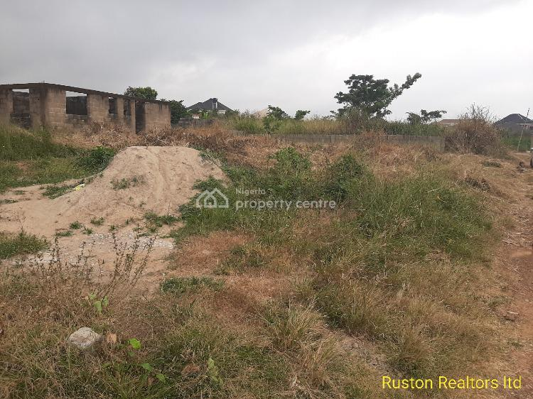 Land Measuring About 420sqm in a Decent Environment, Akala Way Akobo, Ibadan, Oyo, Residential Land for Sale
