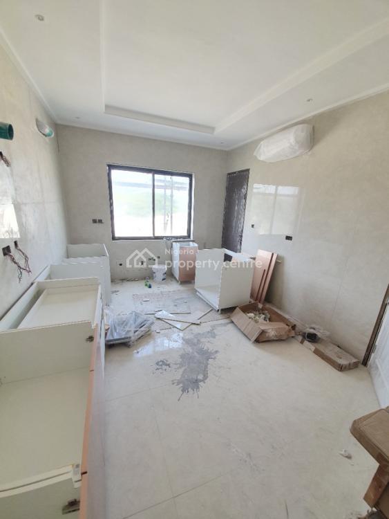 Contemporary Bedroom Semi Detached Duplex with Lift and Bq, Banana Island, Ikoyi, Lagos, Semi-detached Duplex for Sale