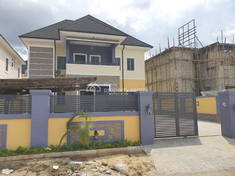 Semi Furnished Brand New Luxury 5 Bedroom Duplex, Naf Harmony Estate, Port Harcourt, Rivers, Detached Duplex for Sale