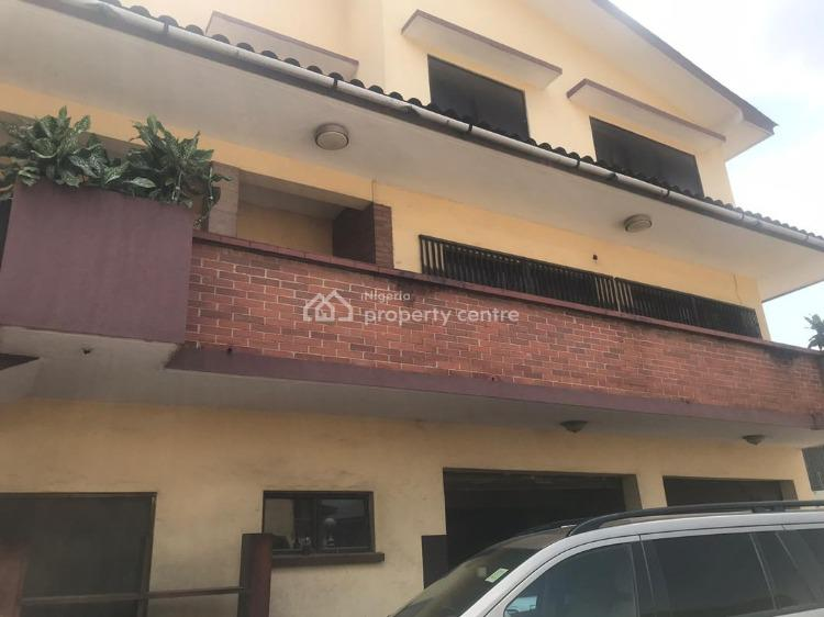 5 Bedrooms Detached House, Good for Office Or Resident, Off Allen Avenue, Ikeja, Lagos, Detached Duplex for Rent