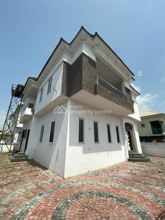 Spacious 4 Bedroom Detached Duplex with B. Q, Ajah, Lagos, Detached Duplex for Sale