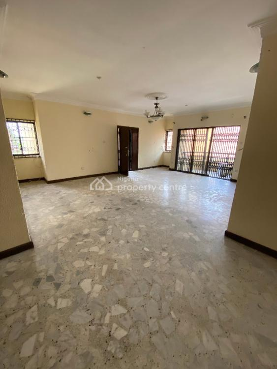 Well Built 3 Bedroom Apartment with B.q, Parkview Estate, Ikoyi, Lagos, Flat for Rent