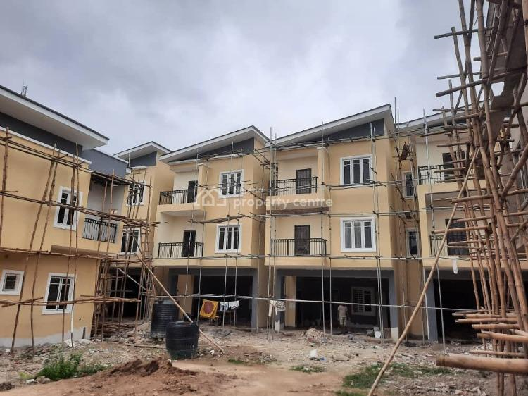 New Built, Luxury Serviced 4 Nos 5 Bedrooms Terraced House with a Room, Palmgrove, Ilupeju, Lagos, Terraced Duplex for Sale