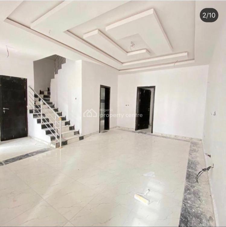 Luxury Built Four Bedrooms Semi Detached Duplex with Bq, Lekki Phase 2, Lekki, Lagos, Detached Duplex for Sale