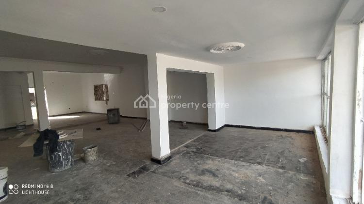Massively Newly Built Shop Space with Bathroom, 3rd Avenue, Gwarinpa, Abuja, Shop for Rent
