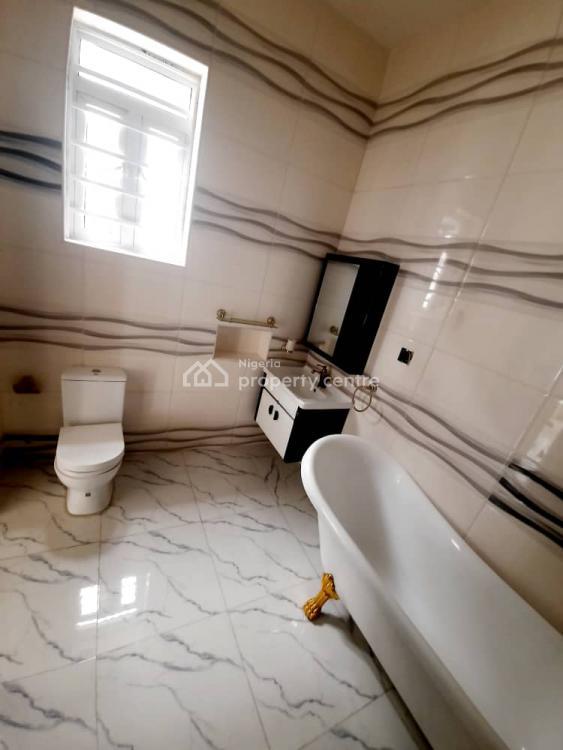 4 Bedrooms Luxury Semi Detached Duplex with Bq, Chevron Drive, Lekki, Lagos, Semi-detached Duplex for Sale